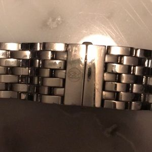 Michele watch bracelet